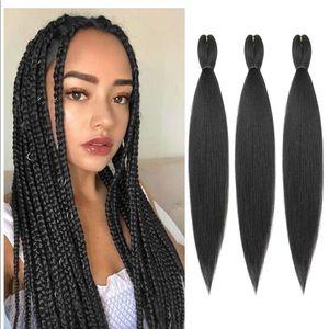 Braiding Hair Pre Stretched Kanekalon Synthetic